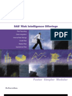 SAS Banking - Basel II Solutions