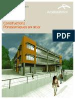 Constructions_parasismiques en Acier