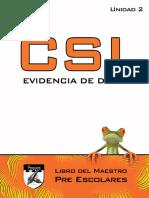 Maestro Preescolares Unidad2 CSI