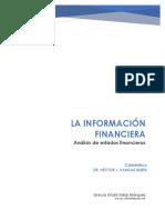 La Informacion Financiera Ensayo