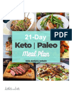 21 Day Meal Plan Dietketo.website