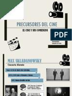 El Cine y Sus Comienzos