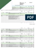 Orçamento Analitico Elétrico