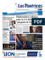 DIARIO LAS AMÉRICAS Edición digital del martes 26 de noviembre de 2019