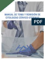 Manual Toma y Remision de Citologias Cervico Uterinas