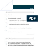 Avaliação Parcial 1 - Direito Civil VI 2019