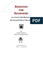 Hinduism for beginners
