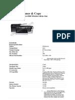 Printer Dan Swicth