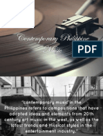 Contemporary Philippine Music2019