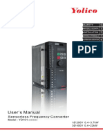 YD101 Usermanual