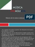 Musica Paraguaya UPTC