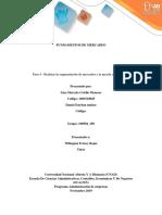 Fundamentos de Mercadeo- Trabajo Colaborativo