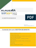 GESTION DE BANDOS SAP B1