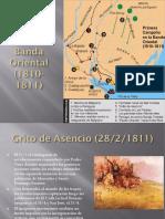 4b) Primera Campaña a la Banda Oriental (1811).ppt