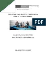 Seguridad en El Buceo Para La Pesca Artesanal