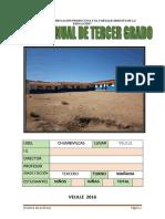 3.-Planificacion Anual de Tercer Grado