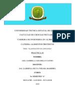 ELABORACION DE LONGANIZA