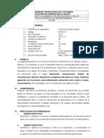 SILABUS DE EDUCACION PARA LA SALUD.doc