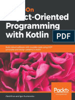 Handson Objectoriented Programming With Kotlin