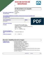 Msds - Sigmacover 280 Hardener (Endurecedor)