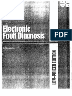 Electronic Fault Diagnosis