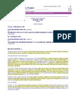 21. Eastern Shipping Lines v. IAC