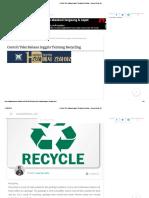 Contoh Teks Bahasa Inggris Tentang Recycling - Asymmetrical Life