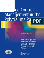 Damage Control Management y Polytrauma Patient