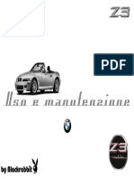 Manuale Italiano BMW Z3 ver. 2003