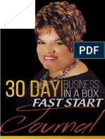 30-Day Business Journal