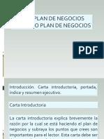 Formato Guia Plan de Negocios