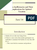 Sesi 14 Tax Inefficiensies _ Optimal Taxation.ppt.pptx