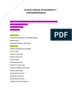 Contenido Ideal Manual de Referencia y Contrarreferencia