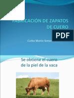 Fabricacindezapatosdecuero Ppt97 2003 130510054856 Phpapp02