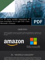 Amazon y Microsoft