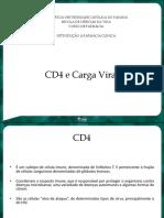 CD4 e Carga Viral