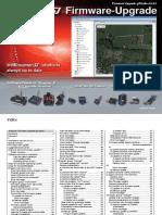 Firmware Upgrade Studio 4.9.3 en PN Screens