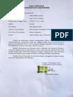 Surat Pernyataan Jann