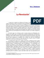 03_Hobsbawm La Revolución Original