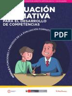Separata Módulo 1 - Funciones y Procesos de La Evaluación Formativa