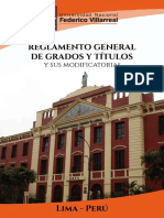Documento Reglamento General Grados Titulos