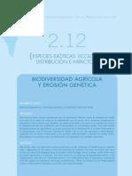 Biodiversidad Agricola-Erosion Genetica JMGG