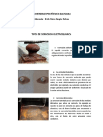 Tipos de Corrosion Electroquimica