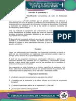 Evidencia Entrevista Identificando Herramientas de Valor en AVA (1)