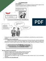 funciones , niveles y características de la comunicación