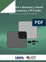 La Educacion a Distancia en Centroamerica y El Caribe