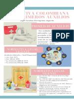 Normativa Colombiana Para Primeros Auxilios