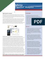 La Plataforma TIBCO Spotfire Analytics