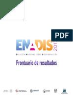 ENADIS_2017_Prontuario