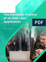 The Complete Process of a SME Loan Application